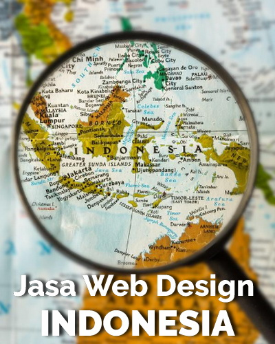Jasa Web Design Indonesia